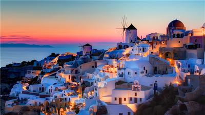 情定爱琴海 希腊海岛9天